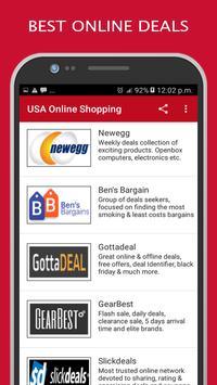 USA Online Shopping, Buy Best Deals & Discounts screenshot 1