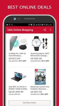 USA Online Shopping, Buy Best Deals & Discounts screenshot 2