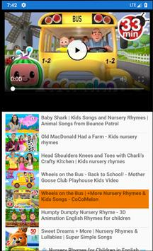 Kids TV -  Preschool education and Fun videos screenshot 2