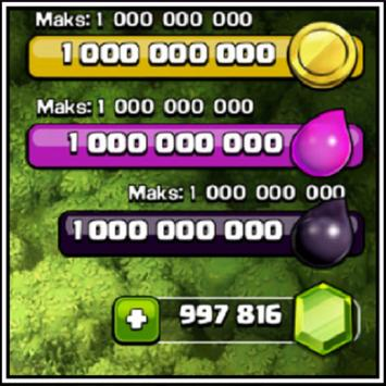 Free Gems For Clash of Clans - 100% working Trick screenshot 1