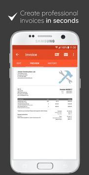 Invoice Maker: Estimate & Invoice App screenshot 2