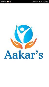 Aakar's Education poster