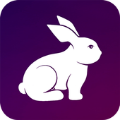 Icona Rabbit VPN - Fast Hotspot & Unlimited Secure Proxy