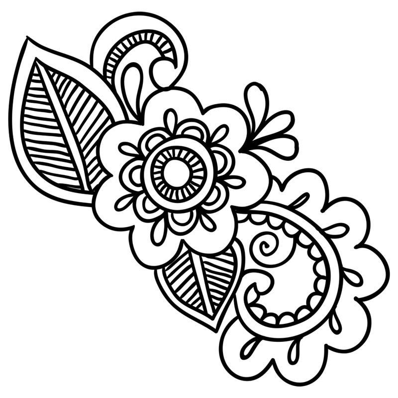 Cómo Dibujar Tatuajes De Henna Fácil For Android Apk Download