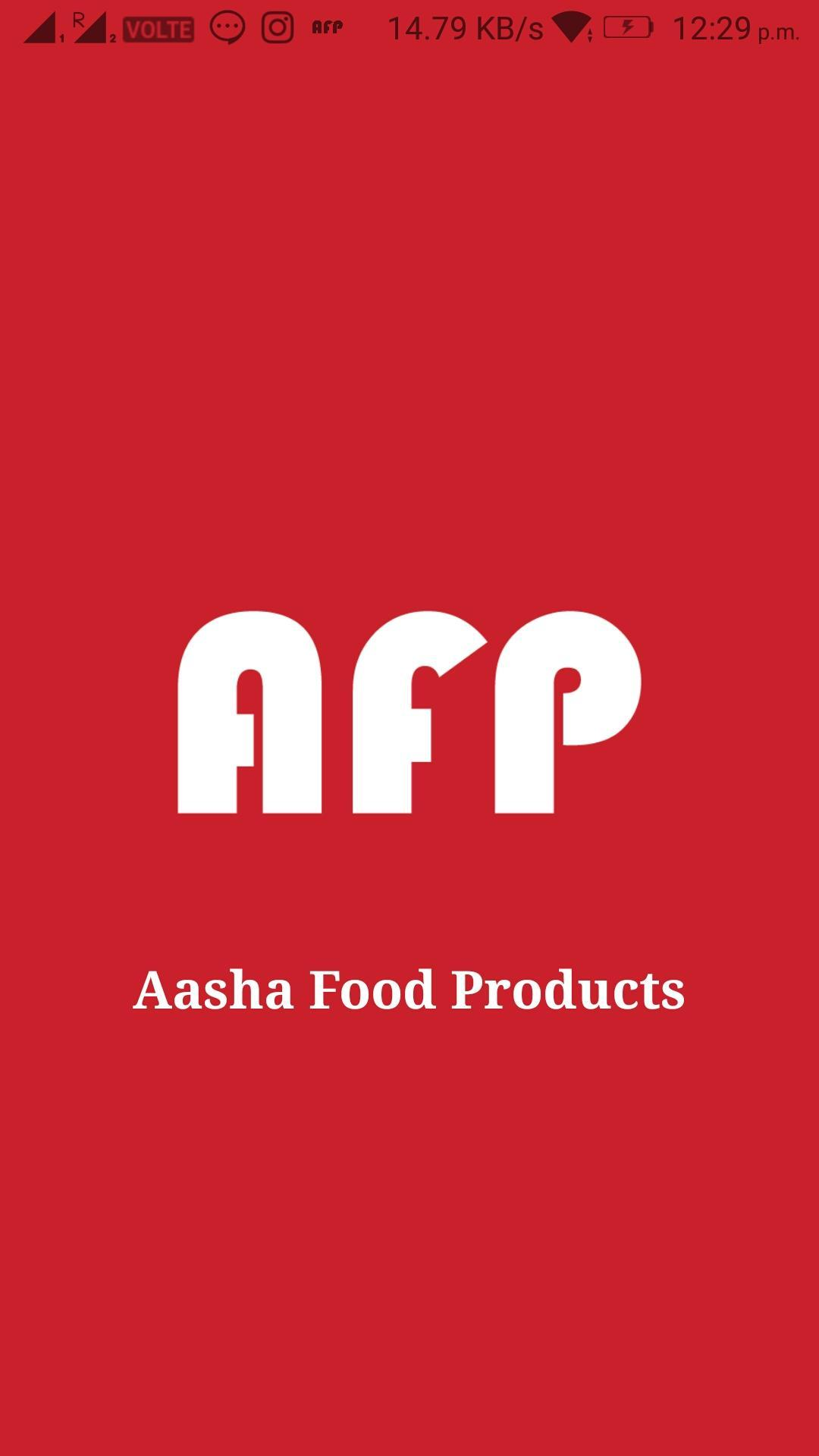 Aasha Food Products (AFP) for Android - APK Download