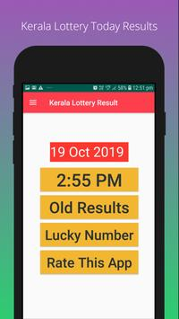 Kerala Lottery  Result screenshot 1
