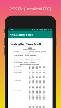 Kerala Lottery  Result screenshot 2