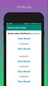 Kerala Lottery  Result screenshot 3
