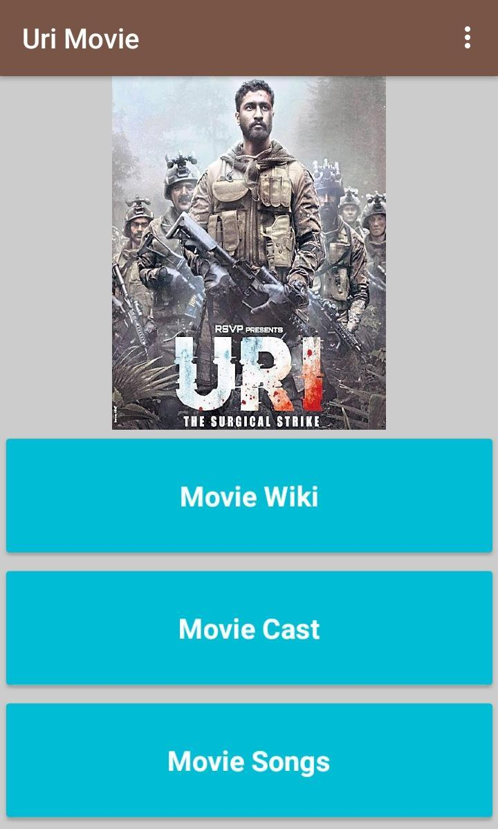 Uri Movie for Android - APK Download