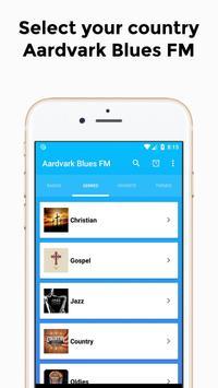Aardvark Blues FM screenshot 1