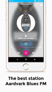 Aardvark Blues FM screenshot 2