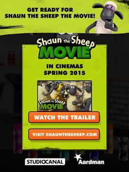 Shaun the Sheep Top Knot Salon screenshot 11