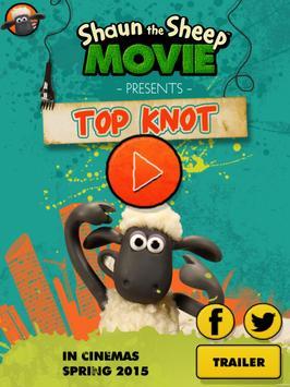 Shaun the Sheep Top Knot Salon screenshot 12
