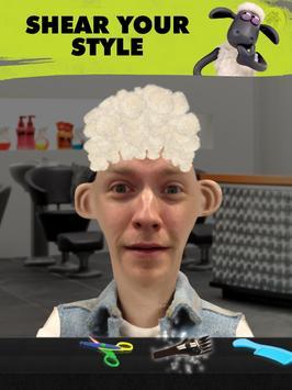 Shaun the Sheep Top Knot Salon screenshot 13