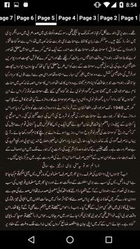 Ghazi by Abu Shuja Abu Waqar - Offline Urdu Novel screenshot 7