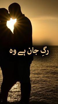 Raag e Jaan Hai Wo poster