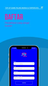 AAY TopUp Mobile: Voucher Game Murah dan Mudah! screenshot 6