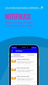 AAY TopUp Mobile: Voucher Game Murah dan Mudah! screenshot 7