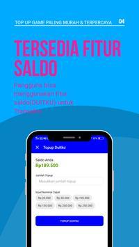 AAY TopUp Mobile: Voucher Game Murah dan Mudah! screenshot 3