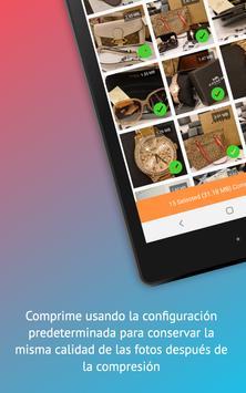 Auto Photo Compress captura de pantalla 12
