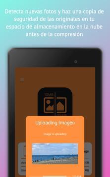 Auto Photo Compress captura de pantalla 14
