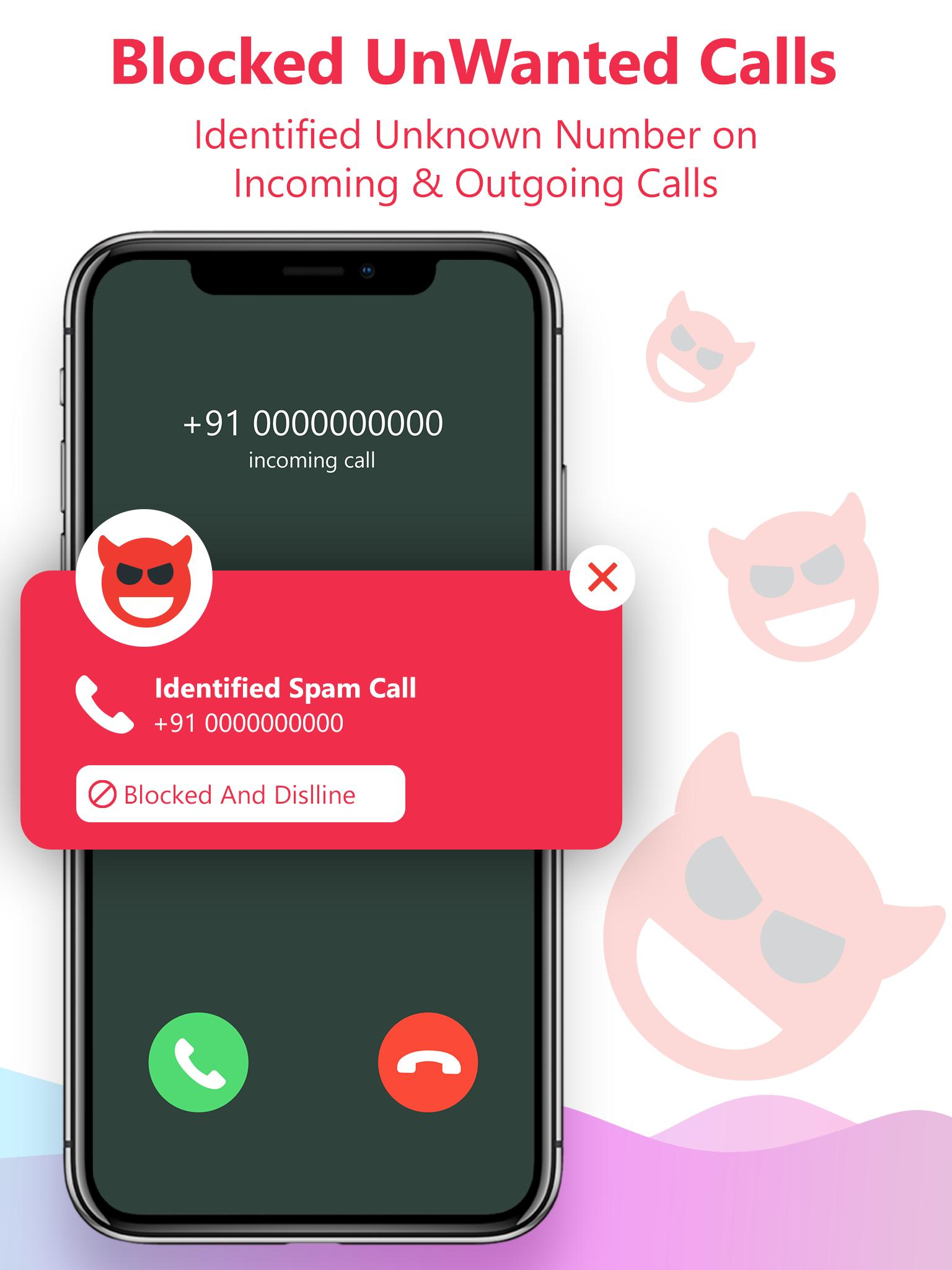 Caller Name ID : Find Mobile Number location 2