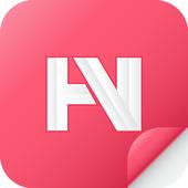 HotNovel ícone