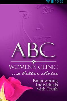 ABC Friends poster