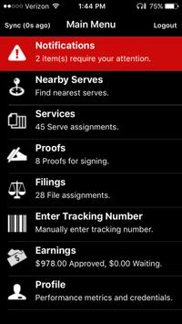 ABC Legal Services Mobile poster