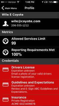 ABC Legal Services Mobile Ekran Görüntüsü 3