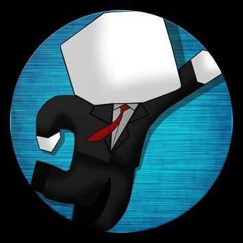 SlenderMan Gaming - Minecraft Pocket poster