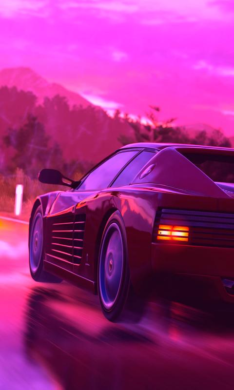 Neon Cars Live Wallpaper For Android Apk Download