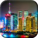 Night City Live Wallpaper (backgrounds & themes) APK Android