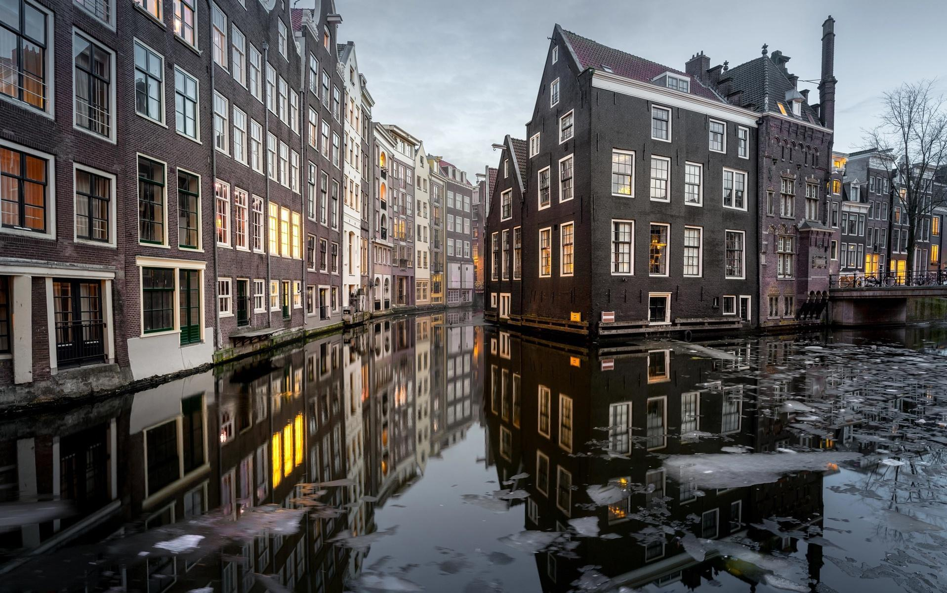 Amsterdam City Live Wallpaper Live Backgrounds For Android Apk