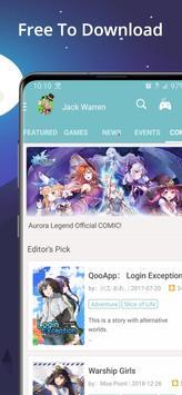Tips : QooApp Game Store - Full Guide captura de pantalla 9
