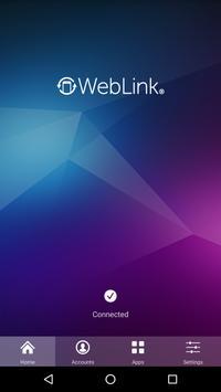 WebLink Host poster