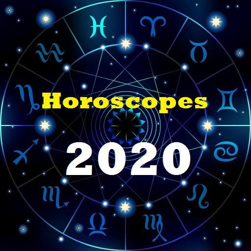 2020 Horoscopes poster