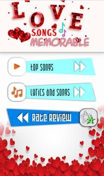 Love Songs Memorable screenshot 3