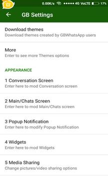 Watts Golden AbbyPlus screenshot 1