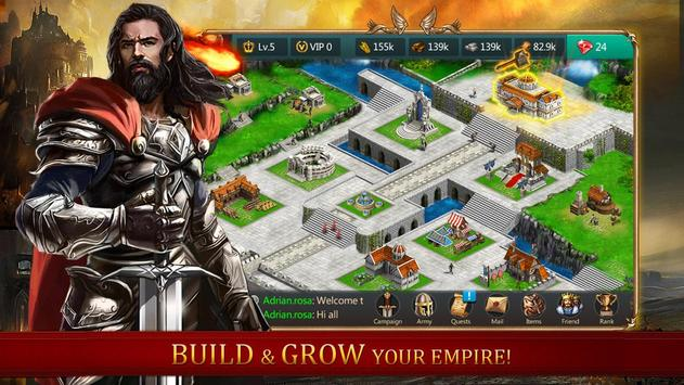 Age of Kingdoms : Forge Empires poster
