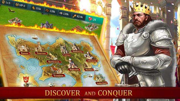 Age of Kingdoms : Forge Empires screenshot 1