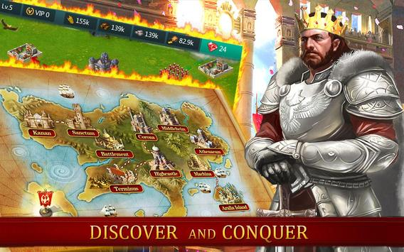 Age of Kingdoms : Forge Empires screenshot 6