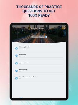 CompTIA® Network+ Practice Test 2020 Screenshot 13