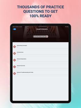 CompTIA® Network+ Practice Test 2021 screenshot 7