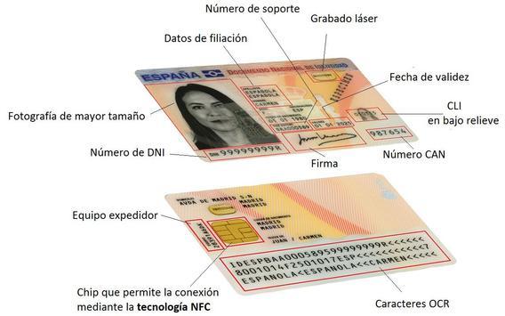 Calculadora de los códigos OCR del DNI Español screenshot 3