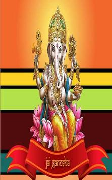 Ganesh Aarti and Wallpapers poster