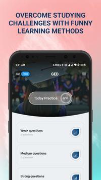 GED® Practice Test Free 2021 تصوير الشاشة 5