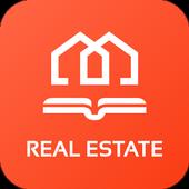 Real Estate Exam Prep ícone