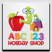 ABC123 Holiday Shop icon
