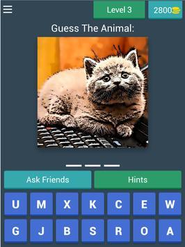 Guess The Animal screenshot 8